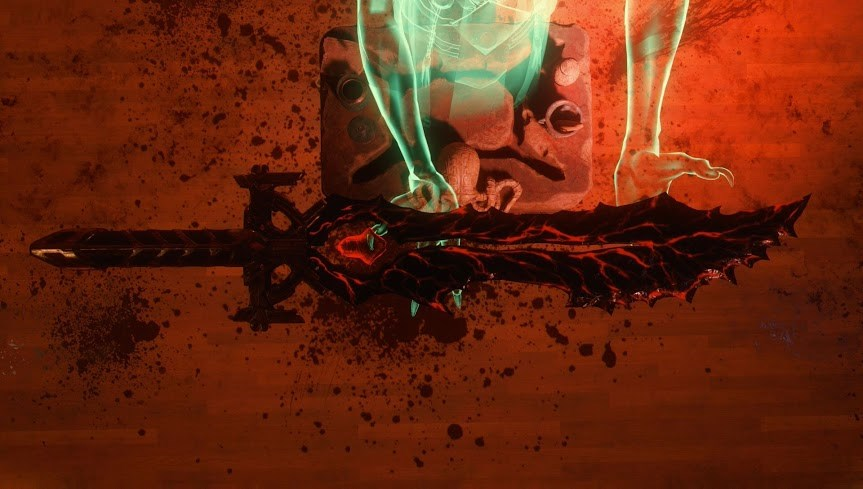 Epée de résurrection Shadows of Evil Black Ops 3 Zombie