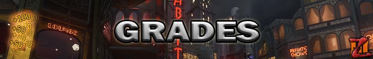 Grades Black Ops 3 Zombie