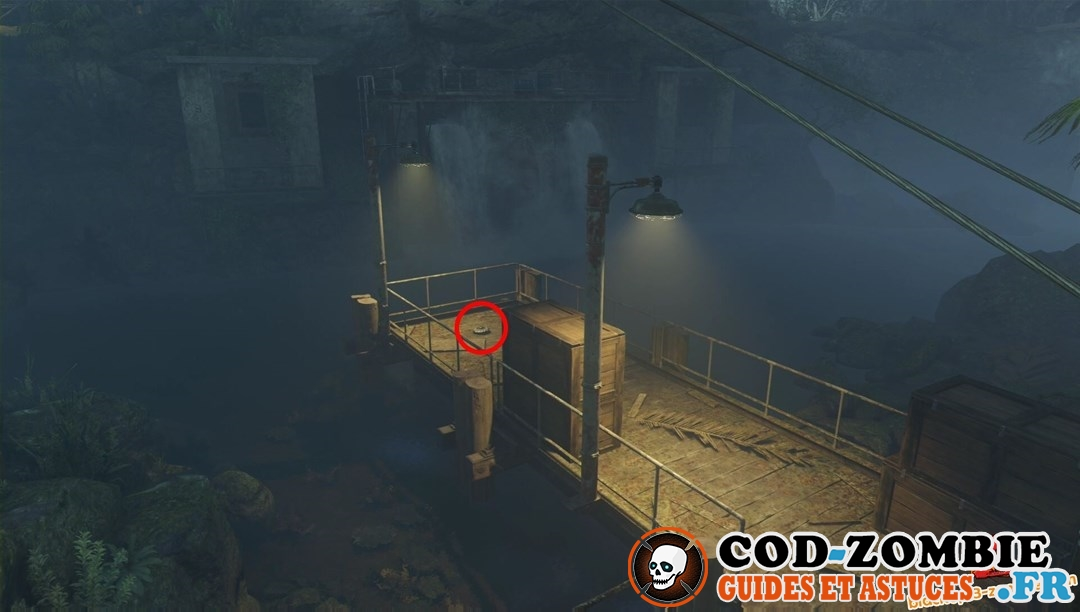 Engrenage Dock Zetsubou No Shima