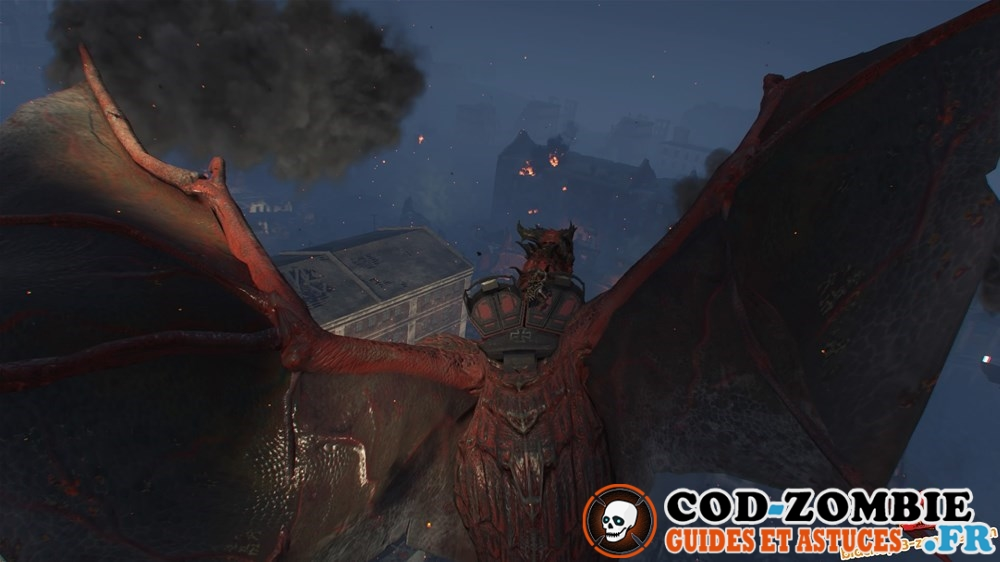 Gorod Krovi Chevauchée Dragon