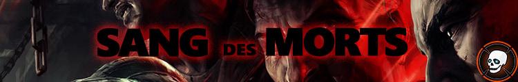 Bannière Sang des morts black ops 4 zombie