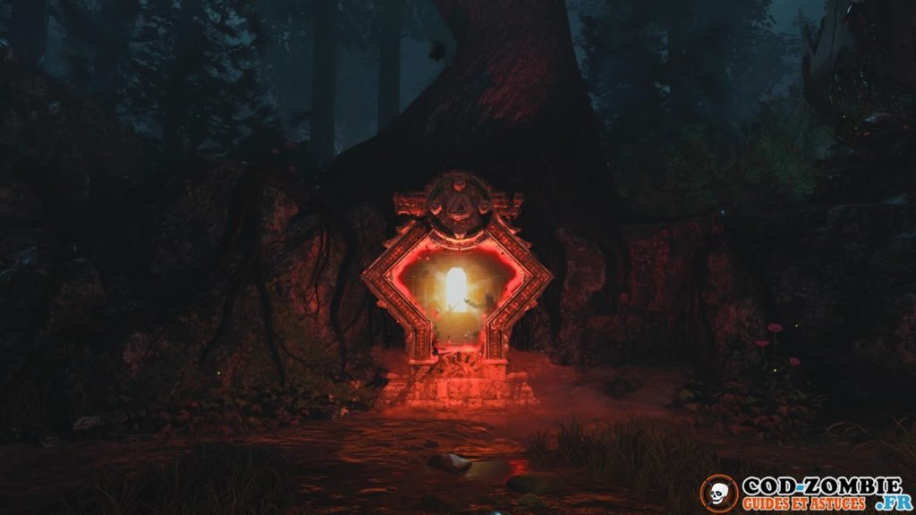 Le Sacré Punch se trouve dans la forêt