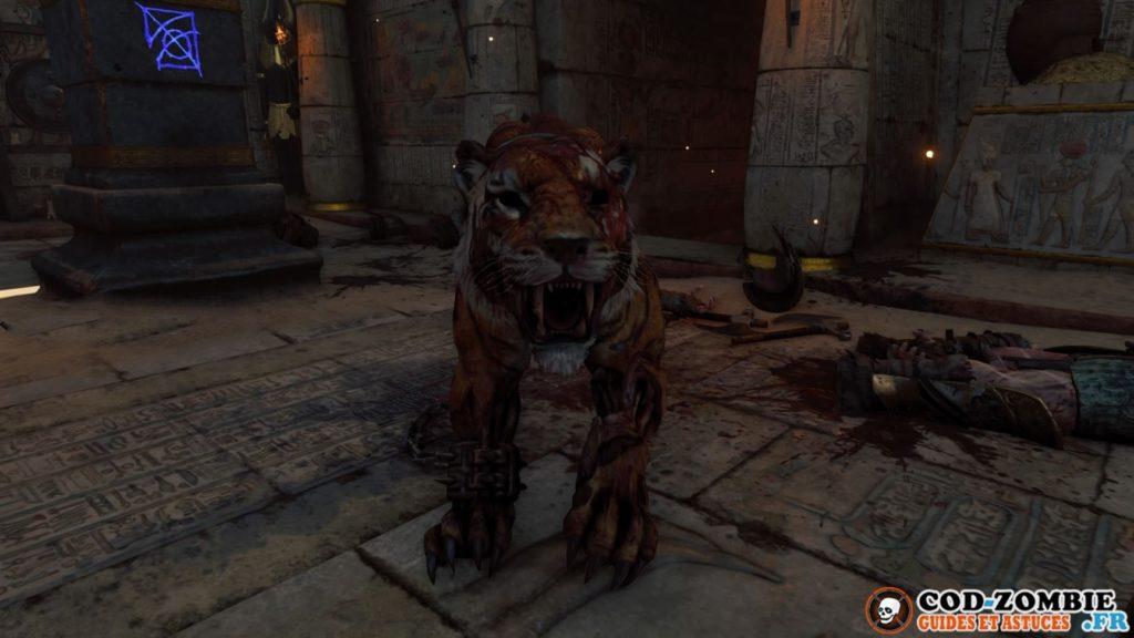 Tigre zombie