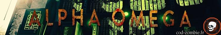 Bannière Alpha oméga black ops 4 zombie