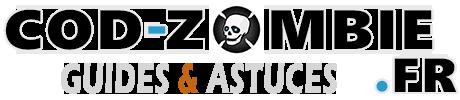 Cod zombie logo site