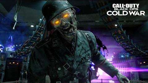Trailer cold war zombie