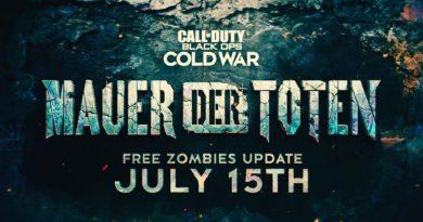 Bande-annonce Mauer der Toten black ops Cold war Zombie