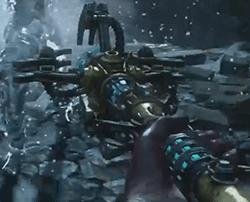 Black Ops  Zombie Origins baton de la glace