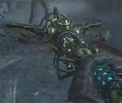 Black Ops 2 Origins baton du vent