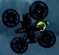 Black Ops 2 Zombie Origins drone de maxis