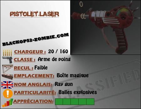 Test du Pistolet-laser