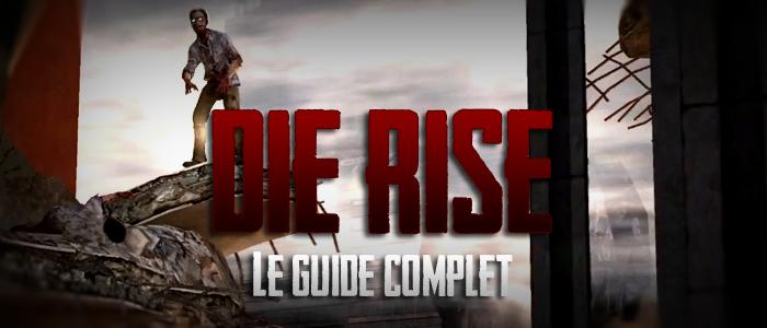 Guide Die Rise black ops 2 zombie
