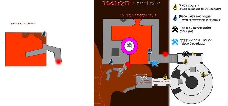 Plan station électrique usine tranzit
